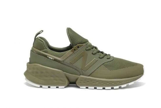 NEW BALANCE MS574KTD SNEAKERS | GREEN