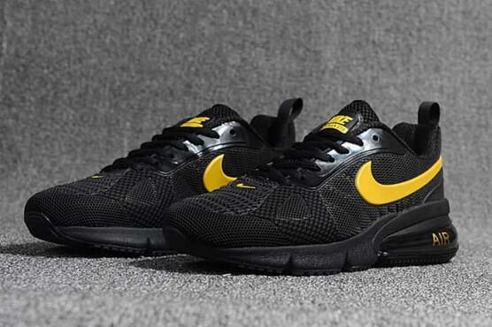NIKE AIR MAX FLAIR FUTURA 270 | BLACK GOLD