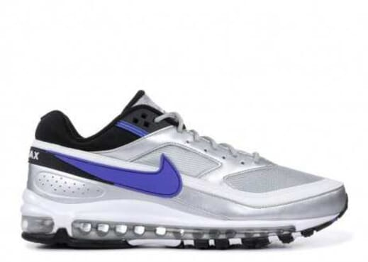 NIKE AIR MAX 97/ BW SNEAKERS | PERSIAN VIOLET