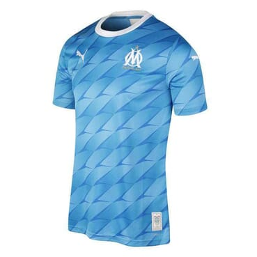 PUMA MARSEILLE AWAY SHIRT 2019 2020