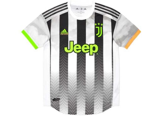 ADIDAS JUVENTUS FOURTH SHIRT 2020
