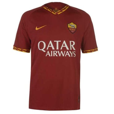 NIKE AS ROMA HOME SHIRT 2019 2020