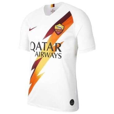 NIKE AS ROMA AWAY SHIRT 2019 2020