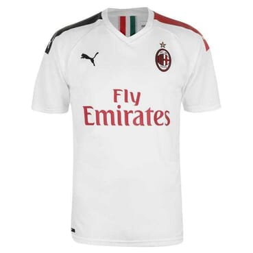 PUMA AC MILAN HOME SHIRT 2019 2020
