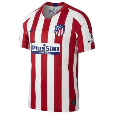NIKE ATLETICO MADRID HOME SHIRT 2019 2020