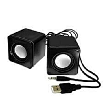 Mercury Multimedia USB Speaker