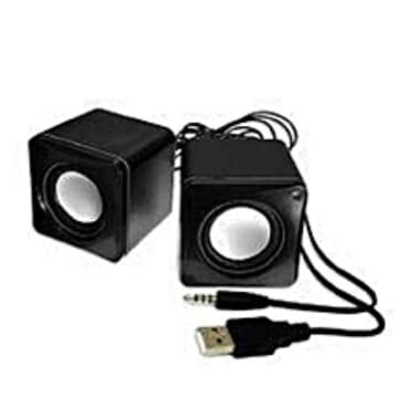 Mercury Multimedia USB Speaker