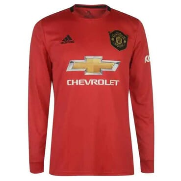 MANCHESTER UNITED HOME-SHIRT 2019-2020