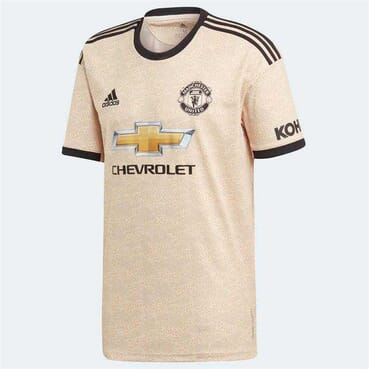 MANCHESTER UNITED AWAY JERSEY 2020
