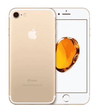 Apple Iphone 7 - 256gb - Gold