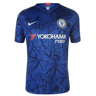 CHELSEA HOME JERSEY 2020