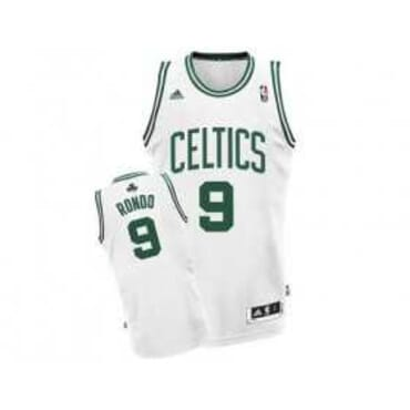 BOSTON CELTIC BASKETBALL JERSEY – WHITE