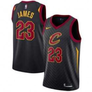 CLEVELAND CAVALIERS BASKETBALL-JERSEY