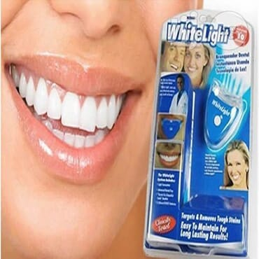 Teeth Whitening Light Advanced Dental Teeth Kit