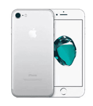 Apple Iphone 7 - 256gb - Silver
