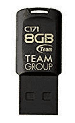 Team Group 8GB C171 USB 2.0 Flash Drive (TC1718GB01)