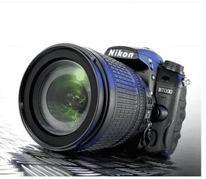 Nikon D7000 Camera With 18 - 105mm Lens