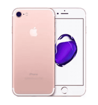 Apple Iphone 7 - 128gb - Rose Gold