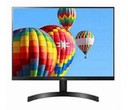 LG 27MK60TM-B 27-Inch Full HD IPS Monitor