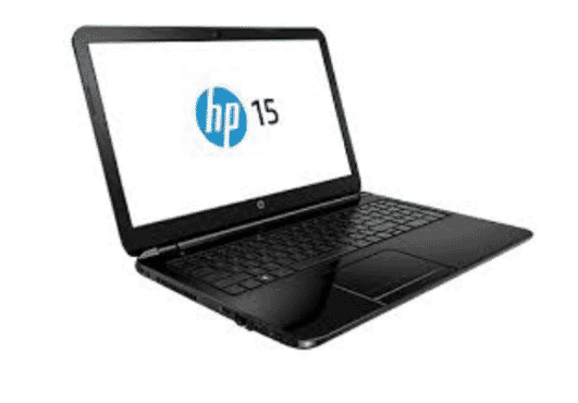 HP 15 Intel Pentium (4GB 500GB HDD) 15.6-Inch Window 10
