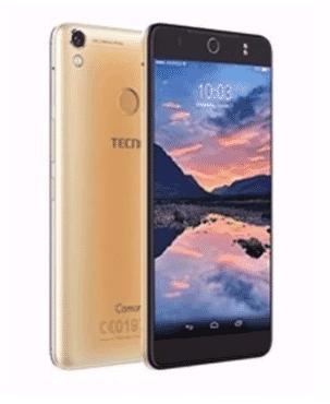 Tecno Camon CX - 2GB RAM
