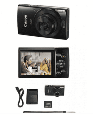 Nikon COOLPIX B500 16.0-Megapixel Digital Camera - Black