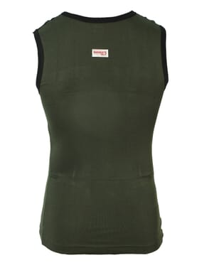 Banana GYM Vest  Green T-Shirt