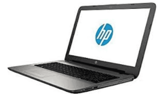 HP 15 Laptop Ci3 500GB Hard disk 4GBRam 15.6