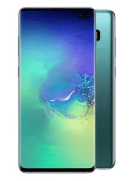 Samsung Galaxy S10+ (512GB, 8GB RAM) - Dual Sim - Prism Green