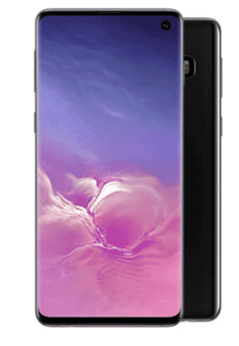 Samsung Galaxy S10 (128GB, 8GB RAM) - Dual Sim - Prism Black