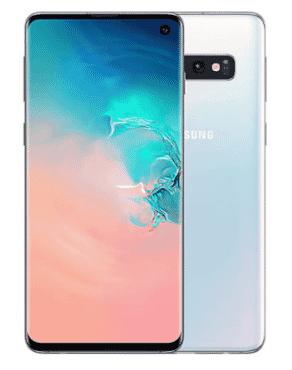 Samsung Galaxy S10 (128GB, 8GB RAM) - Dual Sim - Prism White
