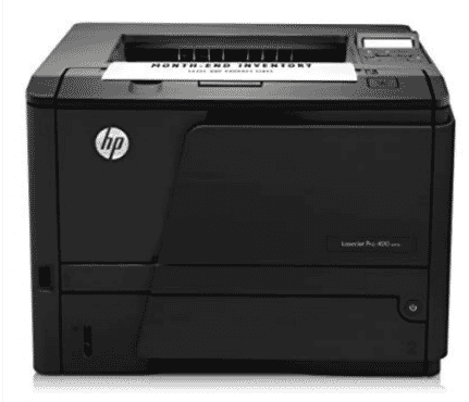 HP Laserjet Printer PRO 400 M401D - Black