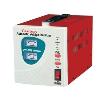Century Automatic Voltage Stabilizer - 1000va