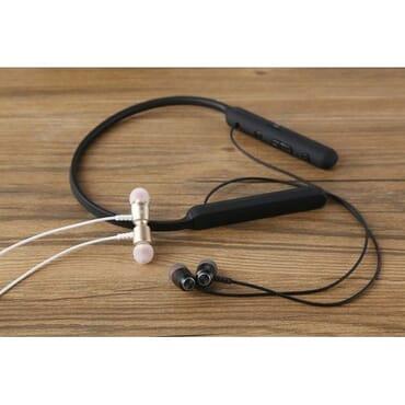 Bass Magnet Neck Band Wireless Speaker