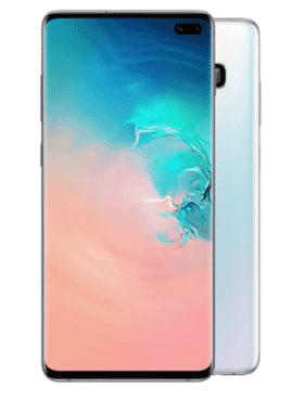 Samsung Galaxy S10+ (512GB, 8GB RAM) - Dual Sim - Prism White