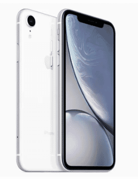 Apple iPhone-XR - 128GB - White