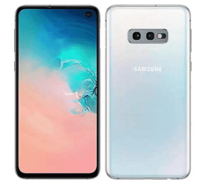 Samsung Galaxy S10e (128GB, 6GB RAM) - Dual Sim - Prism White