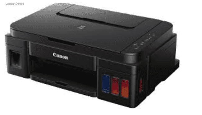 Canon Pixma G3400 Ink Tank System All in one with Wireless