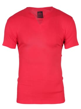 1-245 Red Body Size T. Shirt