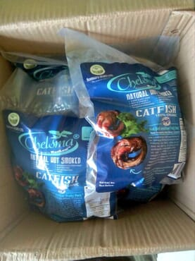 CHELSMA Deliciously Smoked Fish 0.5KG
