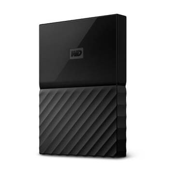 Western Digital WD 2TB Backup USB 3.0 Portable External Hard Drive Hard Disk