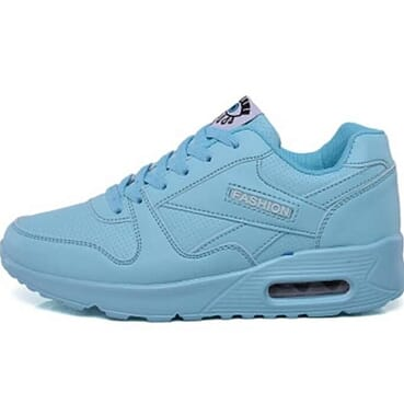 Fashion Women Sneakers - Blue