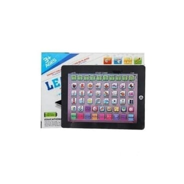 Kids Learning Educational Ypad-black