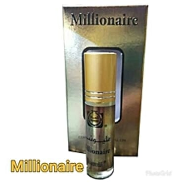 Millionaire Surrati Perfume Oil - 6ML