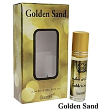 Golden sand Surrati Perfume Oil - 6ML