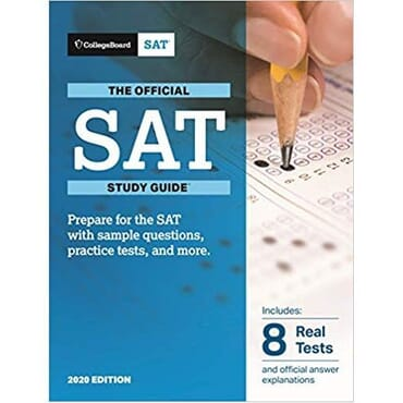 Collegeboard The Official SAT Study Guide - 2020 (College Board) - Hardcopy