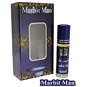 Marbit Man Surrati Perfume Oil - 6ML