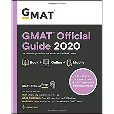 Gmat Official Guide 2020 - Hard Copy