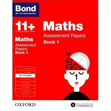 Bond 11+: Maths: Assessment Papers Book 1 (20 books))