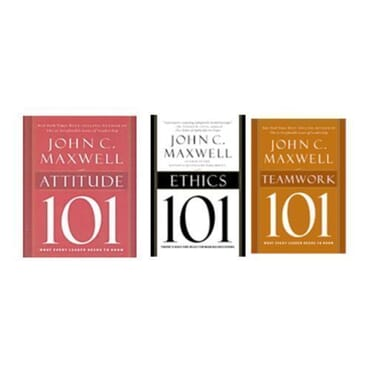 John C. Maxwell book bundle - Hardcopy